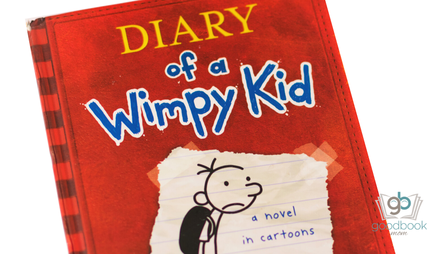 Diary Of A Wimpy Kid By Jeff Kinney Good Book Mom